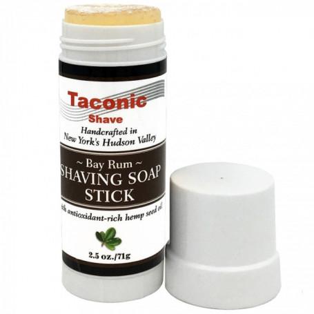 "Stick de Savon de Rasage ""Bay Rum"" - Taconic"