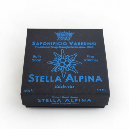 """Savonnette de Toilette """"Stella Alpina"""" - Saponificio Varesino"""