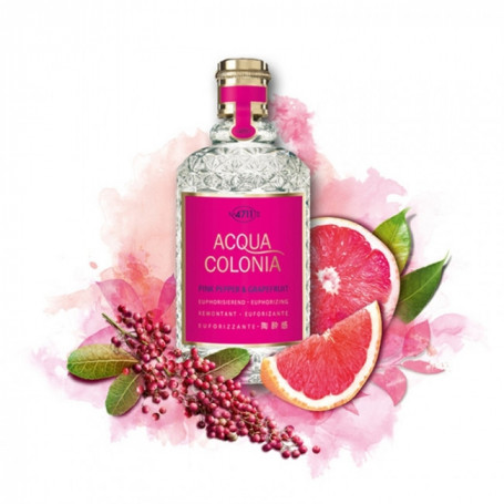 "Eau de Cologne Acqua Colonia ""Pink Pepper & Grapefruit"" - 4711"