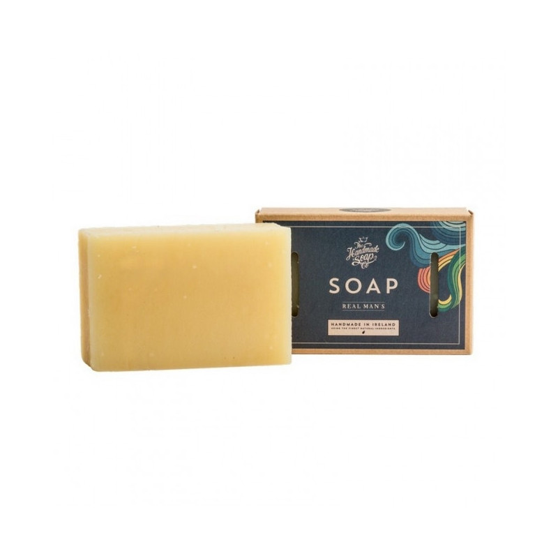 "Savon Naturel ""Real Man's"" - Handmade Soap Co."