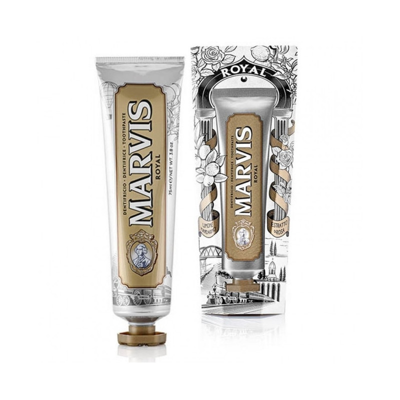 "Dentifrice ""Royal"" - Marvis"