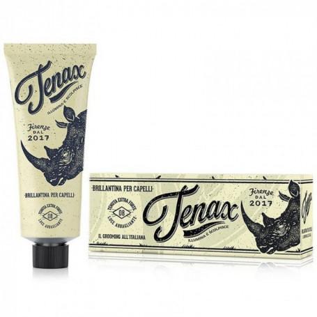 Crème coiffante fixation forte effet brillant - Tenax