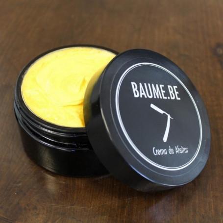 Crème de Rasage Peaux Sensibles en Bol - Baume.BE
