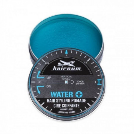 Cire coiffante Water + à l'eau - Hairgum