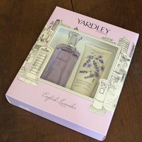 "Coffret cadeau ""English Lavender"" - Yardley"