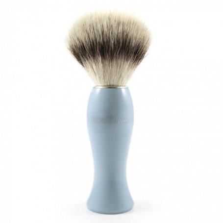 Blaireau de Rasage Bleu pour Femme - Edwin Jagger