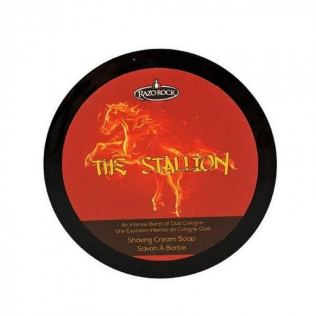 "Savon de Rasage ""The Stallion"" - Razorock"