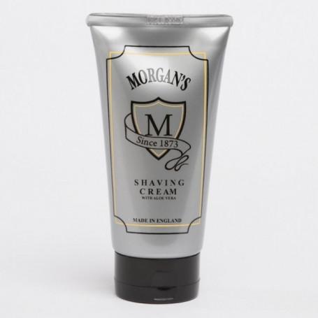 Crème de rasage en tube à l'Aloe Vera - Morgan's