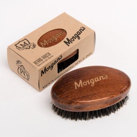 Brosse à Barbe en Bois et poils de Sanglier - Morgan's