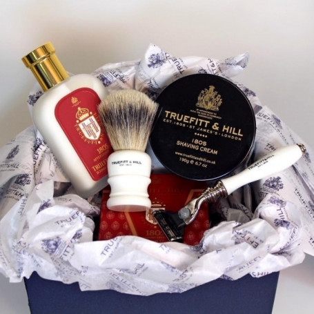 Coffret de rasage 1805 Luxury - Truefitt & Hill