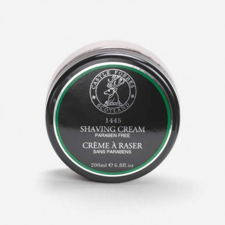 """Crème à raser """"1445"""" - Castle Forbes"""