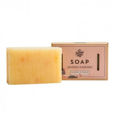 """Savon naturel """"Grapefruit & Irish Moss"""" - The Handmade Soap Co."""
