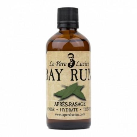 """Lotion Après Rasage """"Bay Rum"""" - Le Père Lucien"""