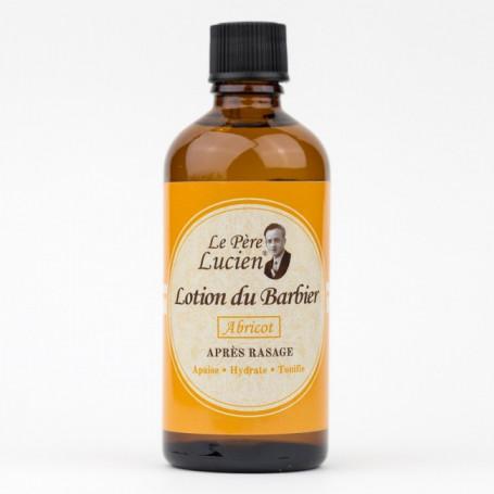 """Lotion Après Rasage """"Abricot"""" - Le Père Lucien"""