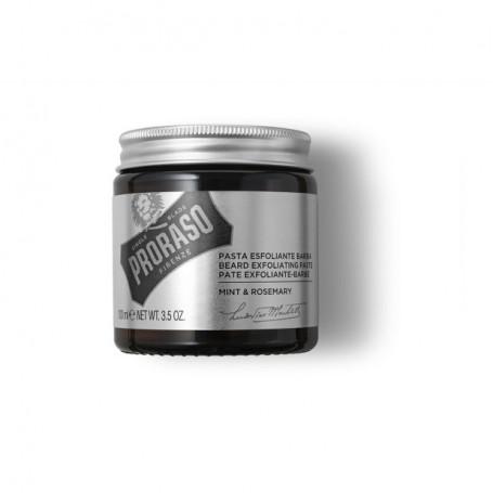 Pâte Exfoliante pour Visage et Barbe - Proraso