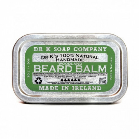"Baume à Barbe Naturel ""Woodland"" - Dr K Soap Co"