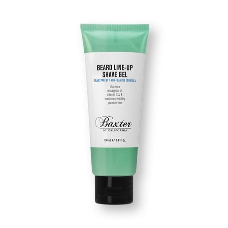 Gel de Rasage Transparent - Baxter of California