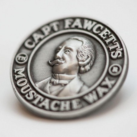 Pin's en Nickel - Captain Fawcett