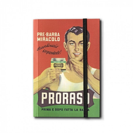 Carnet de Notes Gino - Proraso