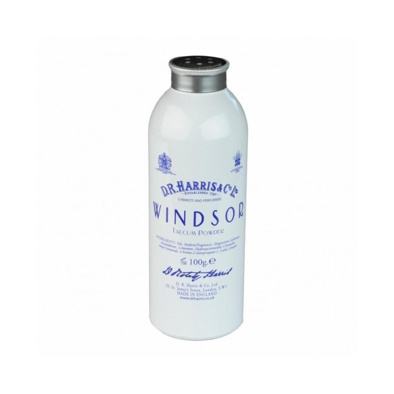 "Talc de Soin ""Windsor"" - DR Harris"