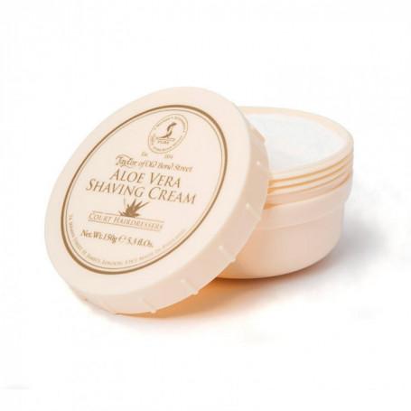 Crème à Raser Aloe Vera en Bol - Taylor