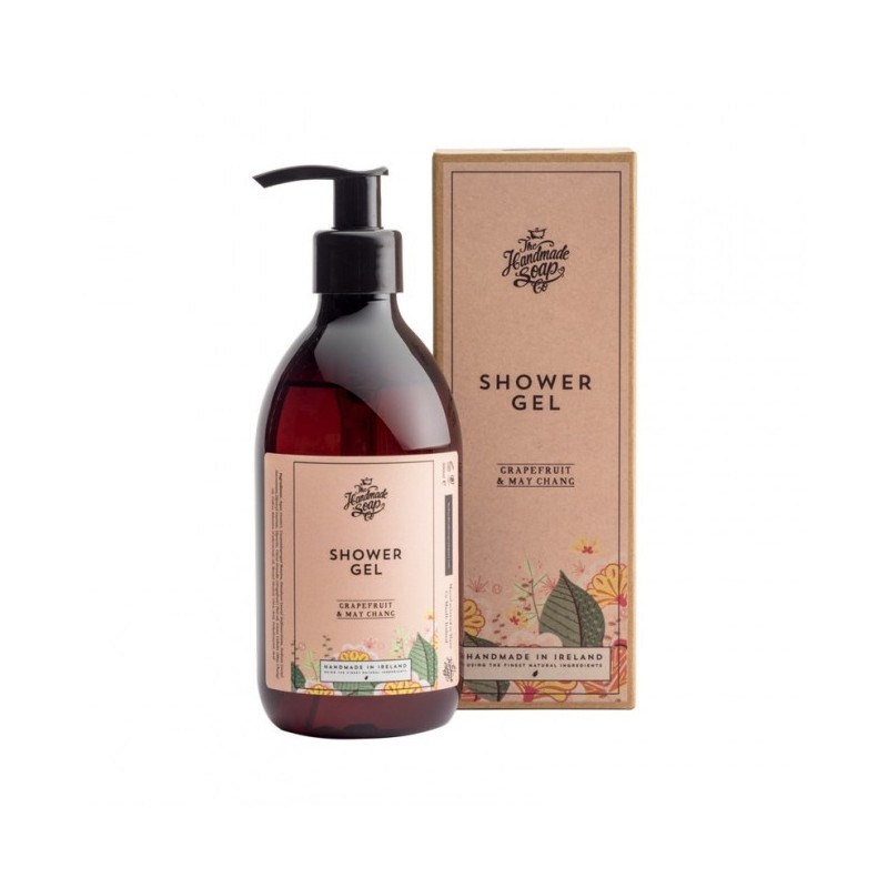 Gel Douche Grapefruit et May Chang - Handmade Soap Co.