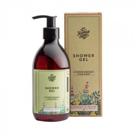 Gel Douche aux Herbes Aromatiques - The Handmade Soap Co.
