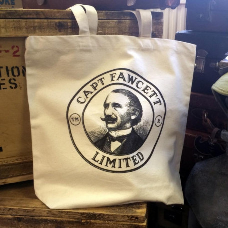 Tote Bag en Coton - Captain Fawcett