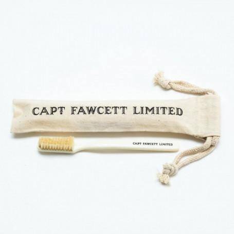 Brosse à Dents en Soies Naturelles - Captain Fawcett