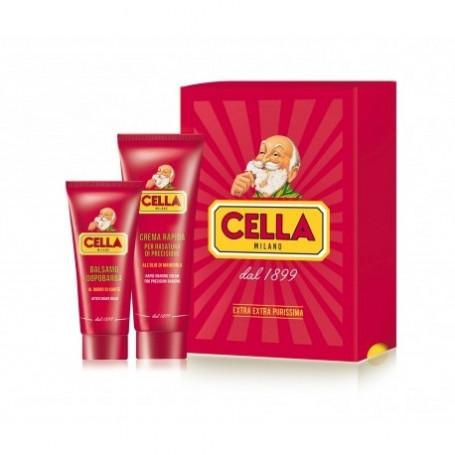 Coffret de soin pour le Rasage - Cella
