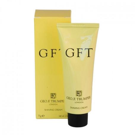 "Crème de rasage ""GFT"" en Tube - Geo F.Trumper"