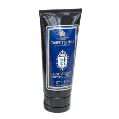 "Crème à Raser ""Trafalgar"" en Tube - Truefitt & Hill"