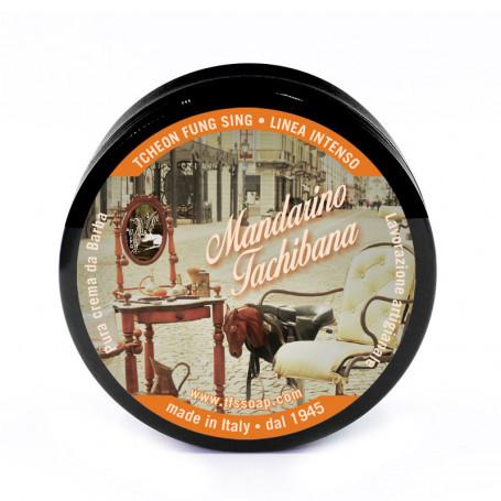 "Savon à barbe ""Mandarino Tachibana"" Linea Intenso - TFS"