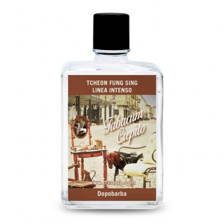 "Aftershave ""Tabacum Crepito"" Linea Intenso - TFS"