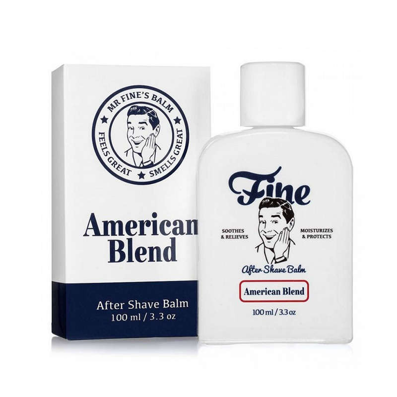 "Baume Après-Rasage ""American Blend"" - Fine"