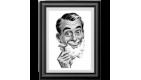 Affiches et Posters de Rasage et Plaques Émaillées de Barbershop