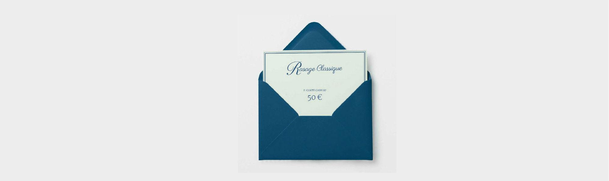 Nouveauté - Carte Cadeau